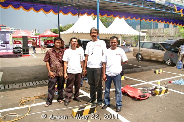 kia fun n free check up event – 21 s.d. 22 mei 2011
