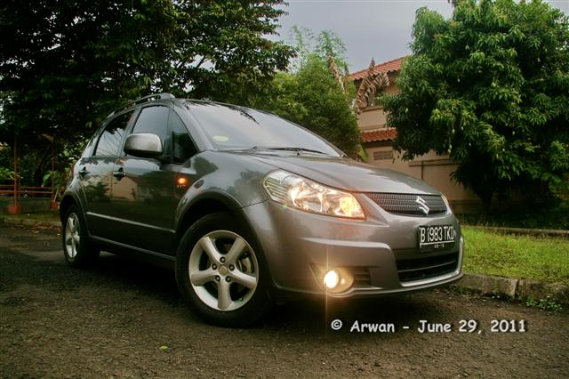 personal review suzuki sx4 non facelift at 2010 – 29 juni 2011