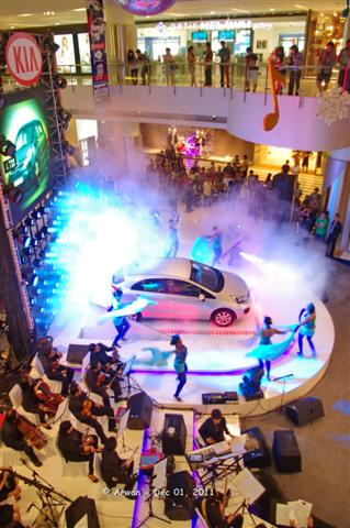 all new rio launching event – 01 desember 2011