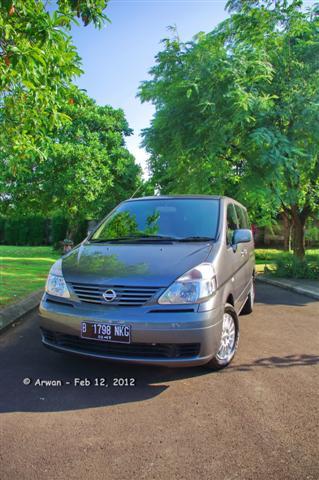personal review nissan serena comfort touring 2011 – 12 februari 2012