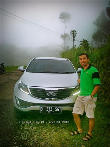 user review – all new sportage jelajah cibubur – jalur selatan jateng – 06 s.d. 09 april 2012