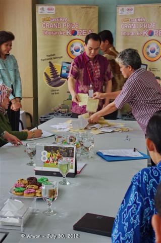 pengundian pemenang funtastikia – 30 juli 2012