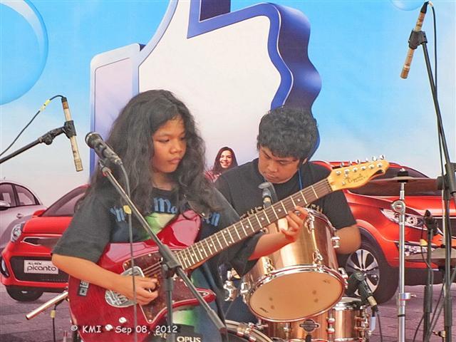 kia on tour 2012 di cilandak town square jakarta – 08 september 2012