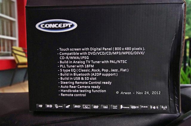 dark red grand livina upgrade audio – 24 november 2012