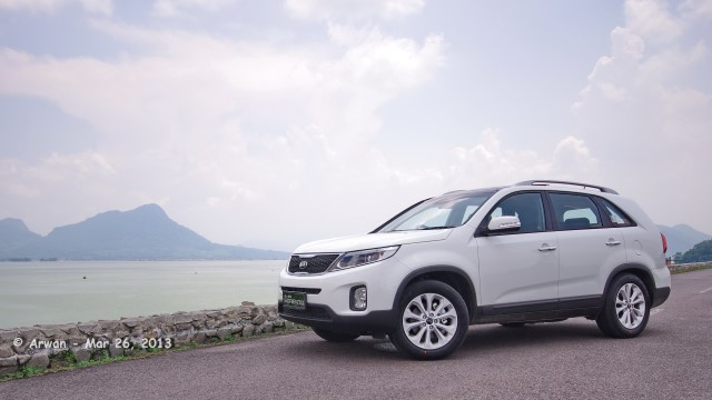 personal review kia all new sorento 2013 – 26 maret 2013