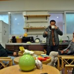 pica goes to korea - day 3 - 05 november 2013