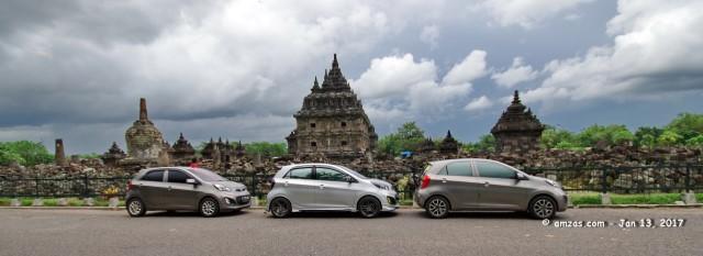 PiCA Berwisata ke Yogyakarta - 12 s.d. 15 Januari 2017