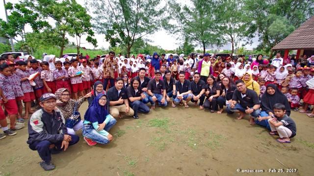PiCA Aksi Sosial Setapak di Pandeglang - 25 Februari 2017