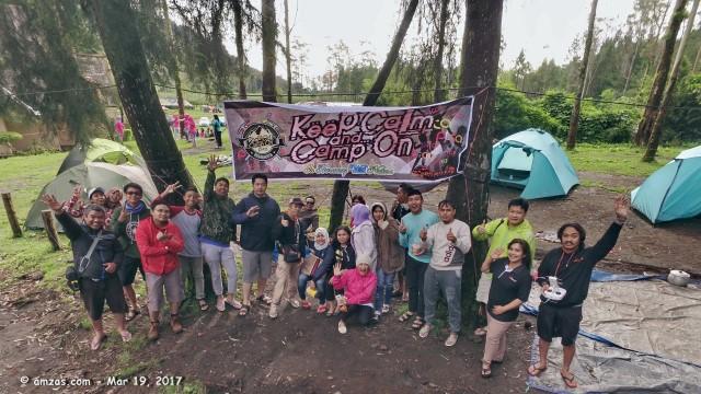 PiCA Camping di Ranca Upas - 18 s.d. 19 Maret 2017