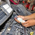 kia all new picanto bright silver servis ringan di kmd bintaro – 08 november 2014