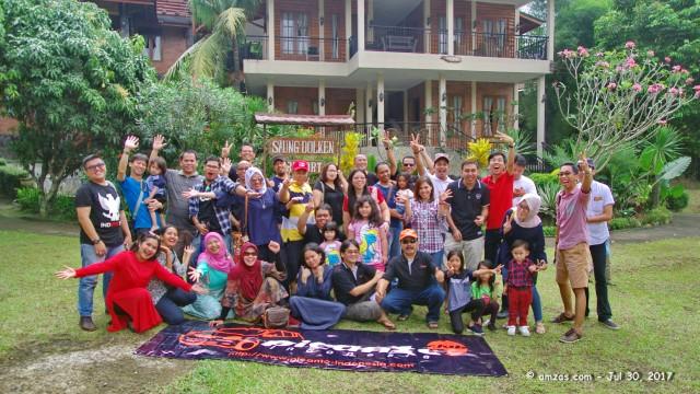 PiCA Jabodetabek Halal Bihalal di Bogor - 30 Juli 2017