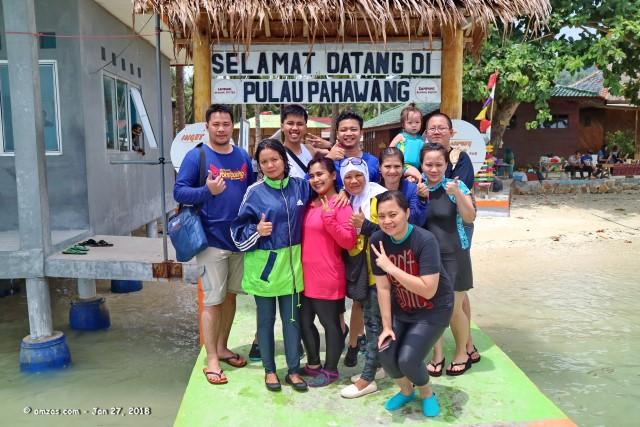 PiCA Piknik ke Pahawang - 27 Januari 2018