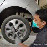 Kia All New Picanto Bright Silver Servis Rutin di Indomobil Kia Cimone - 06 Juni 2020